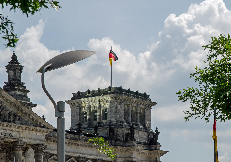 Der Reichstag in Berlin by frankolo