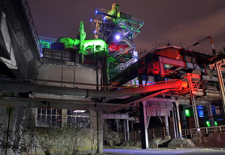 Industriekultur im Ruhrgebiet