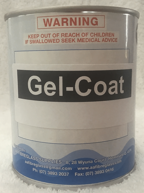 Gelcoat - White - 100gm