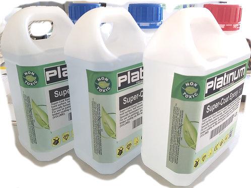 2:1 SuperCoat Food Grade Epoxy - 3Lt kit