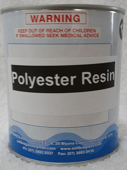 2kg Polyester Resin