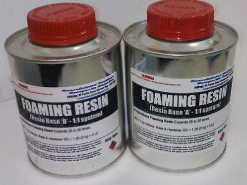 8kg Poly Foaming Resin