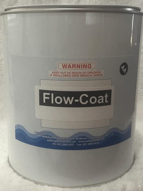 Flowcoat - White - 4kg