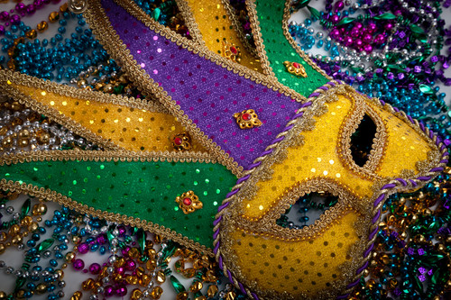 Don't let and auto accident at Mardi Gras spoil your fun.