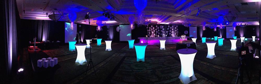 AVmedia   Orlando   light up furniture