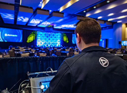Three Tips to Improve Your Hotel Event