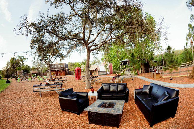 AVmedia   creative outdoor seating   Orlando