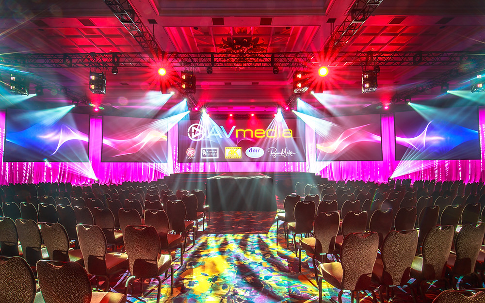 AVmedia Inc. | Orlando | Event Production