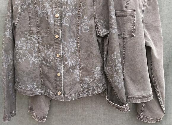 FDJ Reversible Jean Jacket