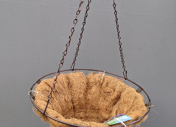 """15"""" Hanging Basket with Coco Liner"""
