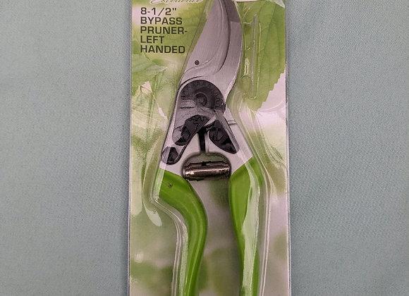 """H&G 8-1/2"""" Bypass Pruner - Left Handed"""
