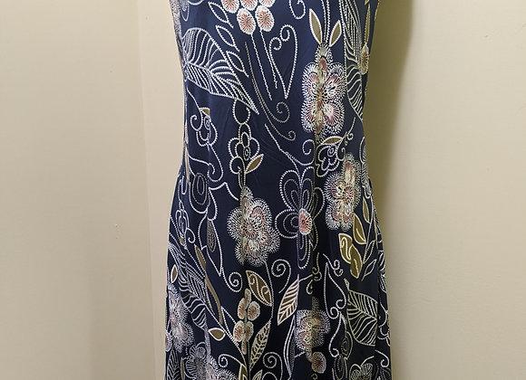 Papa Floral Dress
