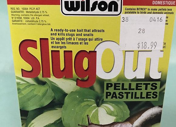 Wilson Slug Out Pellets