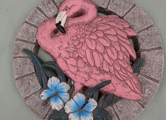 Assorted Flamingo Stepping Stone