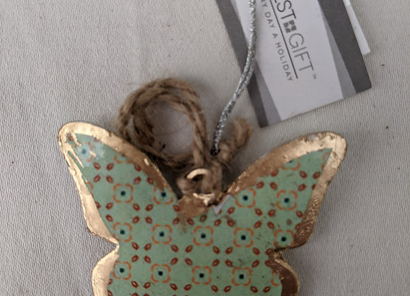 """Assorted 2"""" Hanging Butterfly"""