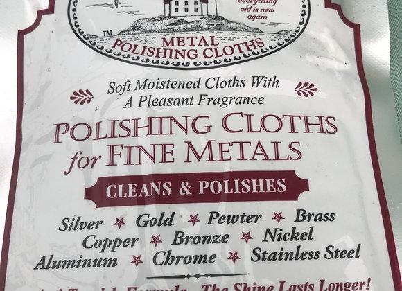 CAPE COD Metal Polishing Cloths