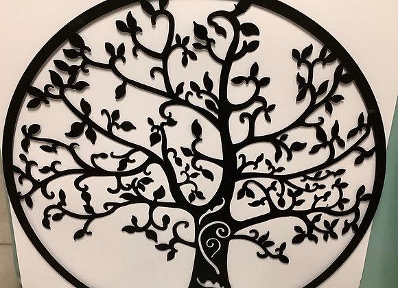 Metal Tree of Life Wall Art