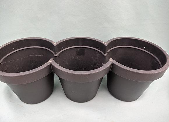 Ecken & Kanten Herb Pot