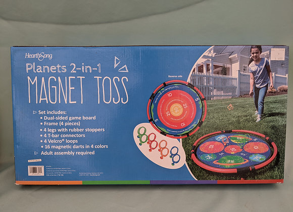 Planets 2in1 Magnet Toss