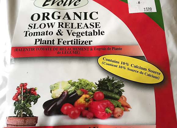 Dirt n' Grow 7-3-4 Tomato & Vegetable Fertilizer