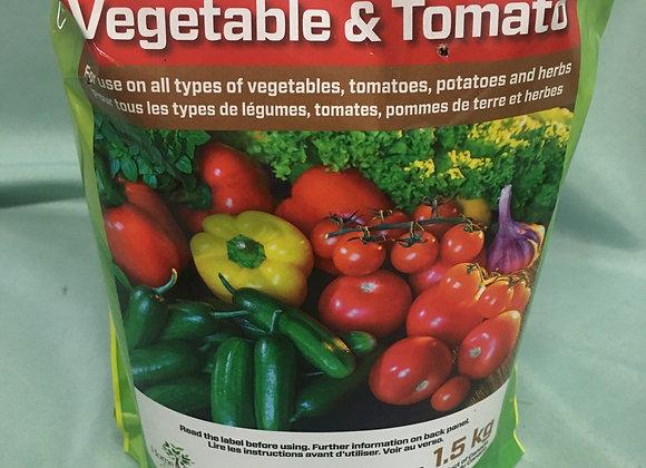 H&G 4-6-4 Vegetable & Tomato Fertilizer 1.5kg