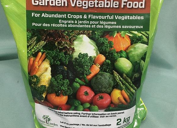 H&G 8-20-20 Garden Vegetable Food 2kg