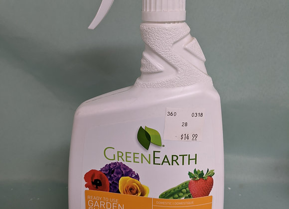 Green Earth Garden Fungicide