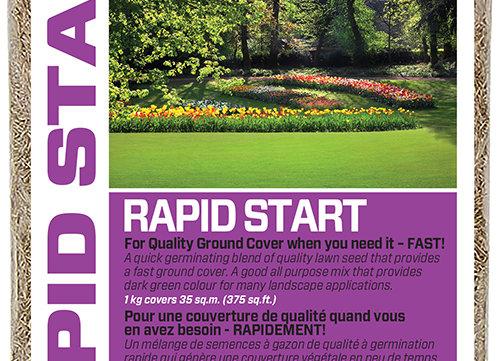 HGE Rapid Start Lawn Seed