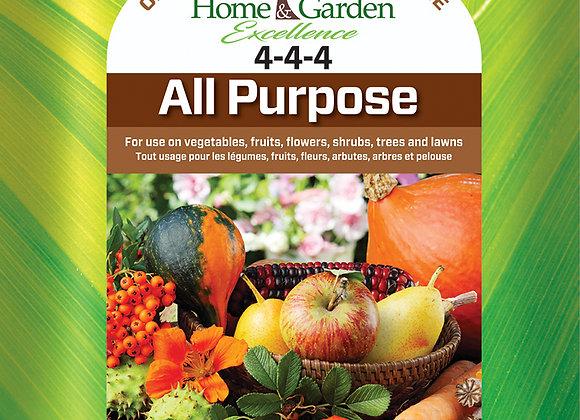 H&G 4-4-4 All purpose Fertilizer