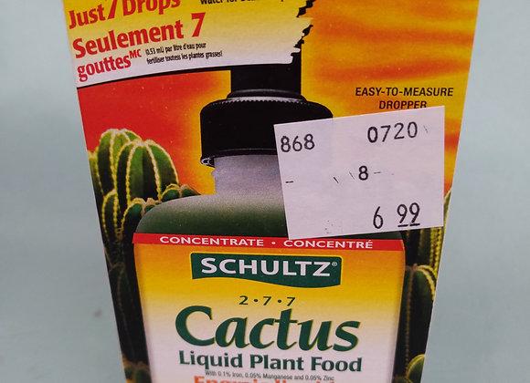 Schultz Cactus Liquid Plant Food 2-7-7
