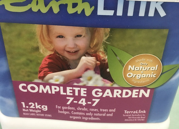 Earth Link 7-4-7 Complete Garden