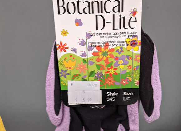 Botanical D-Lite Gardening Gloves