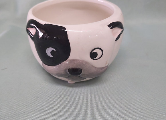 "2"" Puppy Face Pot"