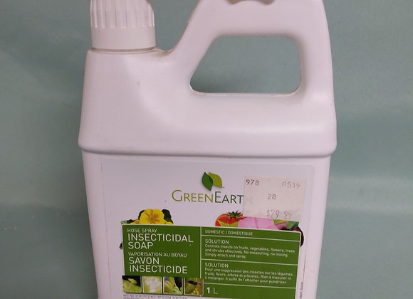 Green Earth Insecticidal Soap Hose Spray 1L