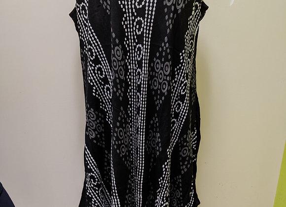 Charlie Paige Aztec Print Dress