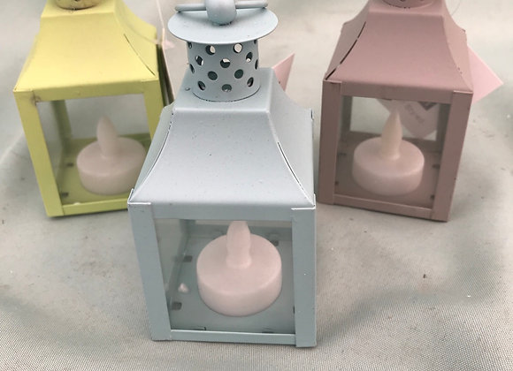 Mini Lantern w. Tea-light