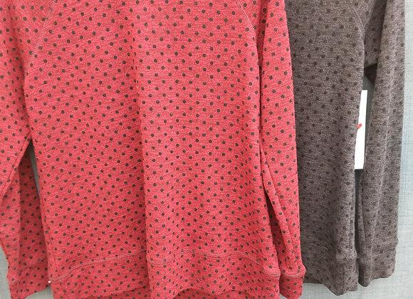 Tribal Dot Sweater