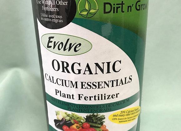 Evolve 1-1-2 Organic Calcium Essentials Plant Fertilizer