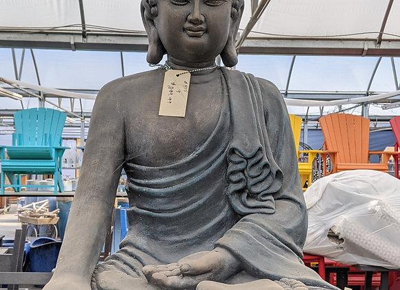 Meditating Buddha - Assorted Colors