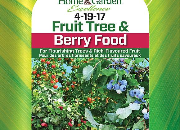 HGE 4-19-17 Fruit Tree & Berry Food 2kg