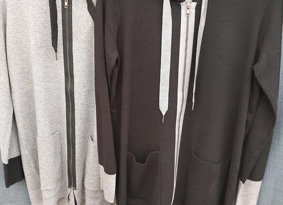 Renuar Zip Sweater