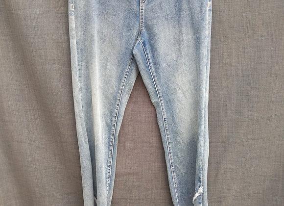 FDJ Pull-On Crop Jean