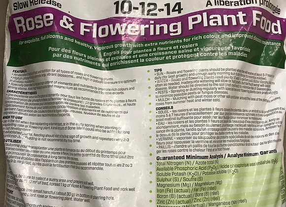 H&G Slow Release Rose and Flowering Plant Food