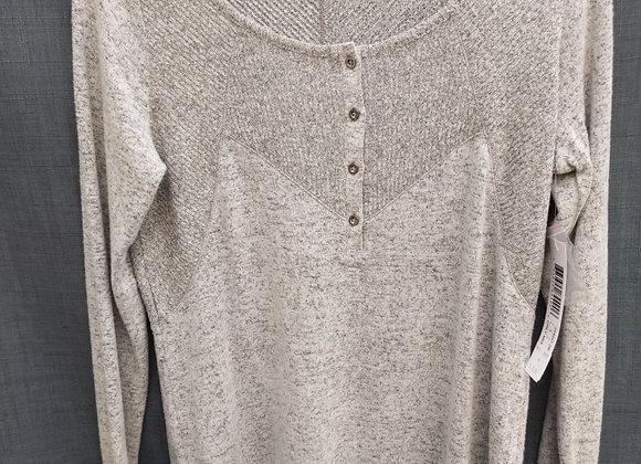 Tribal Henley Sweater