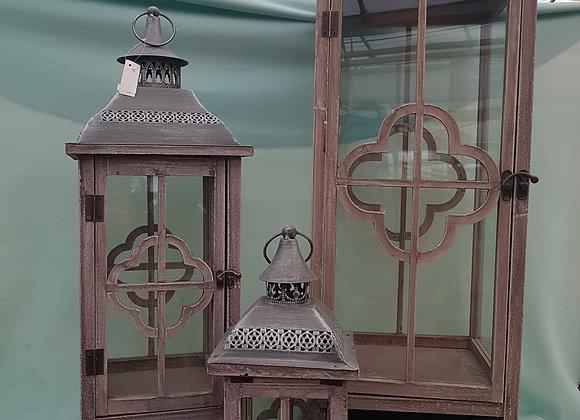 Celtic wooden Lantern