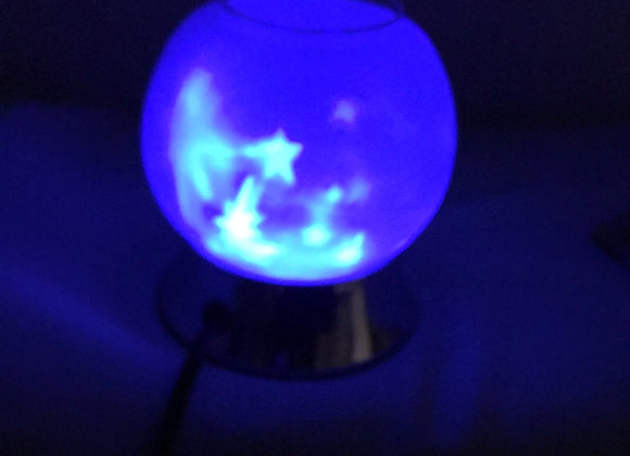 Star Rotating Color Changing Lamp