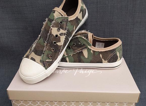 Camo Slip-On Sneaker