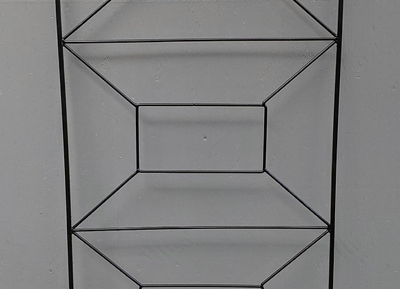 Metal Square Detail Trellis - Assorted