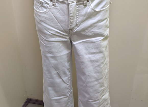 Audrey 5 Pocket Wide Leg Crop