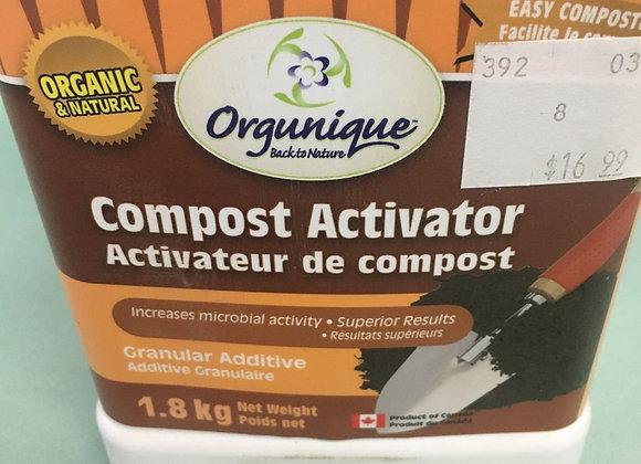 Orgunique Compost Activator